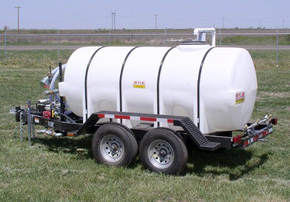 2019 Wylie EXP 1025gal Water Trailer