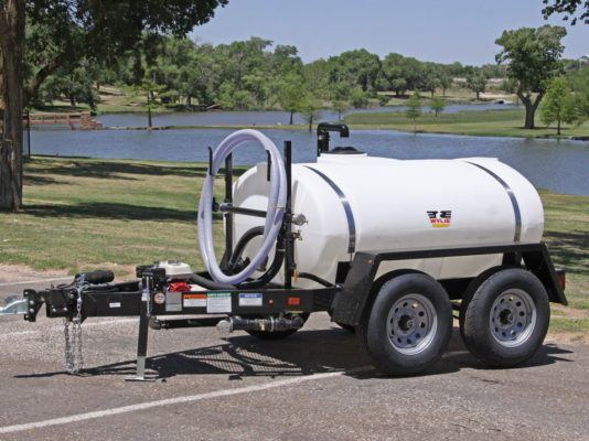 2019 Wylie EXP 500gal Water Trailer