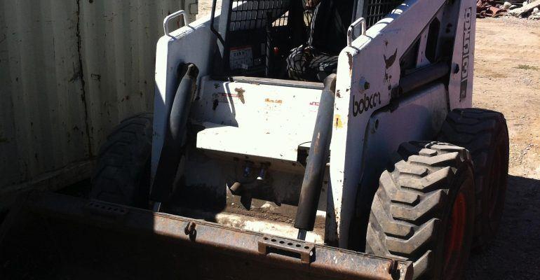 1997 Bobcat 953 Skid Steer Loader