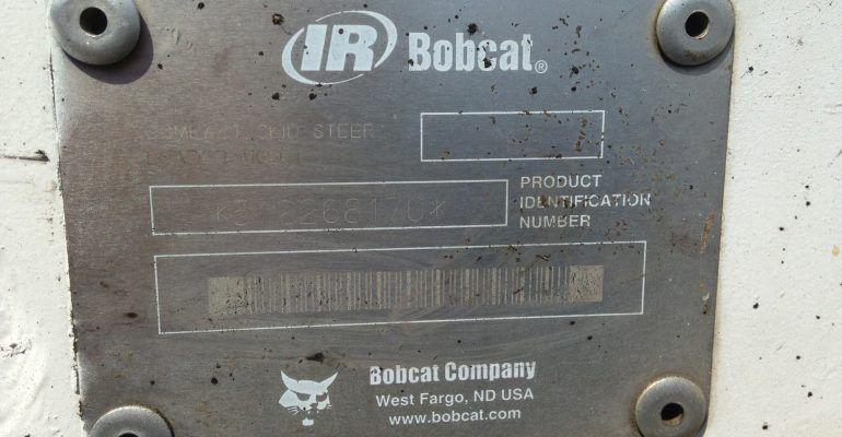 Used 2002 Bobcat 763 Skid Steer Loader
