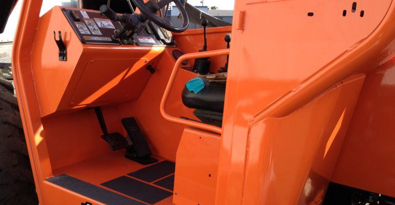 2006 Skytrak 10054 Reach Forklift w/Outriggers
