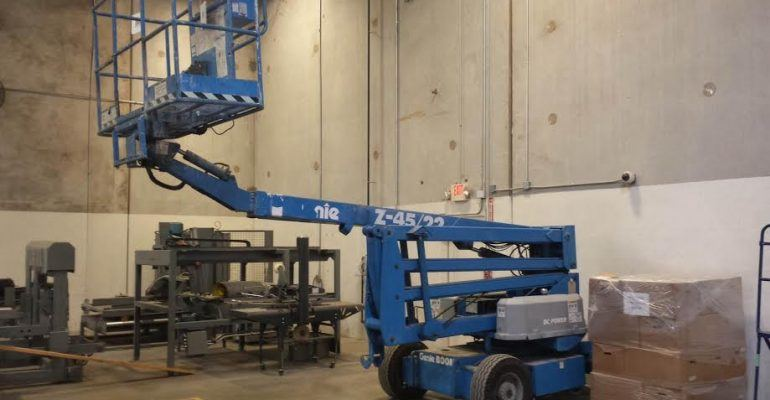 1996 Genie Z45/22DC Electric Boom Lift