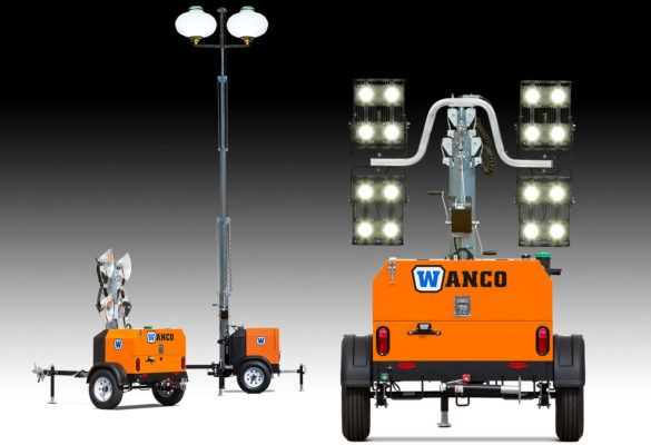 2020 Wanco WLTT Light Tower