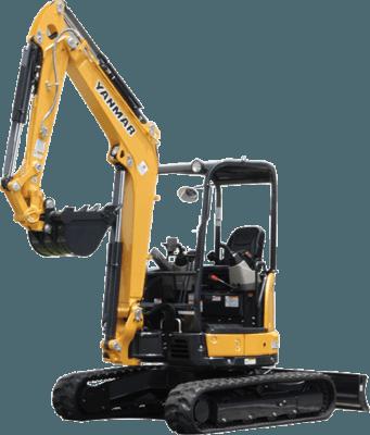 2019 Yanmar ViO35-6A Excavator