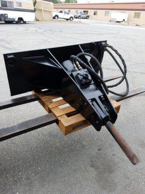 Skid Steer Breaker/Hammer Attachment