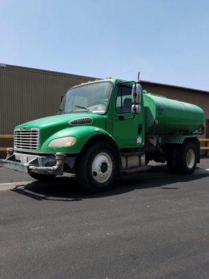 Freightliner FL70 Water Truck