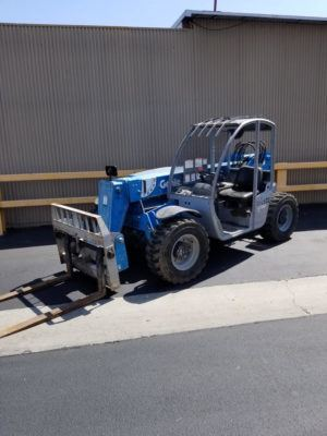 Genie GTH-5519 Reach Forklift