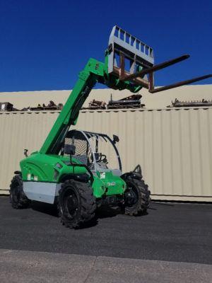 2012 Genie GTH5519 Telescopic Forklift