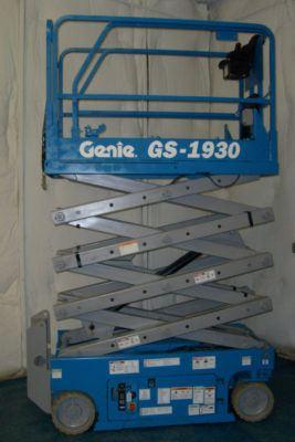 2008 Genie GS-1930 Electric Scissor Lift