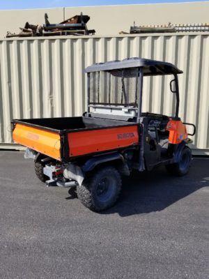 2012 Kubota RTV900 Diesel Utility Vehicle