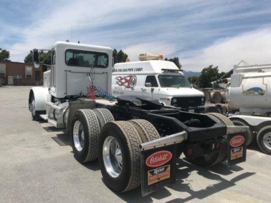 1997 Peterbilt 379 Tractor