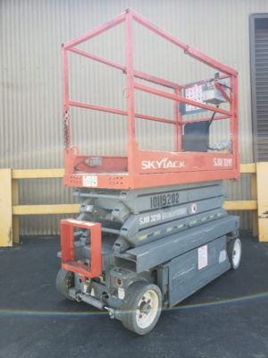 2012 Skyjack 3219 Electric Scissor Lifts