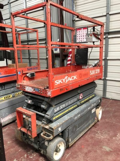 2012 Skyjack SJIII 3219 Electric Scissor Lift