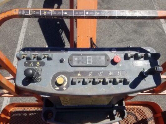 JLG 600AJ Boom Man Lift – REDUCED PRICE